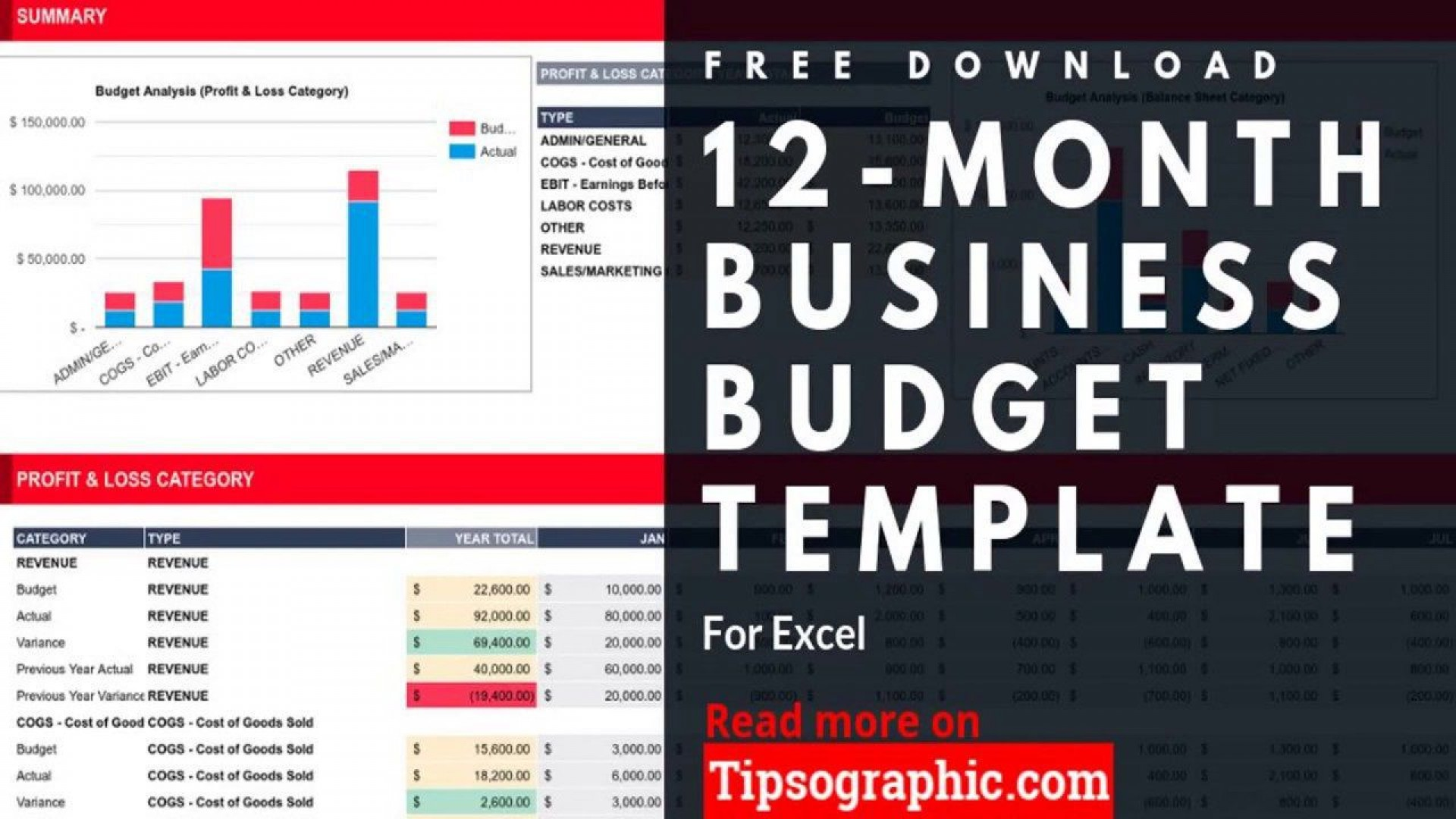 001 Rare Monthly Busines Expense Template Excel Free High Def 1920