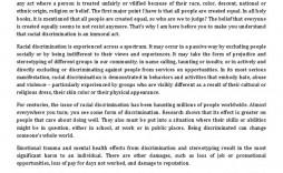 001 Rare Racism Essay Idea  Brainly Writing Competition Tagalog