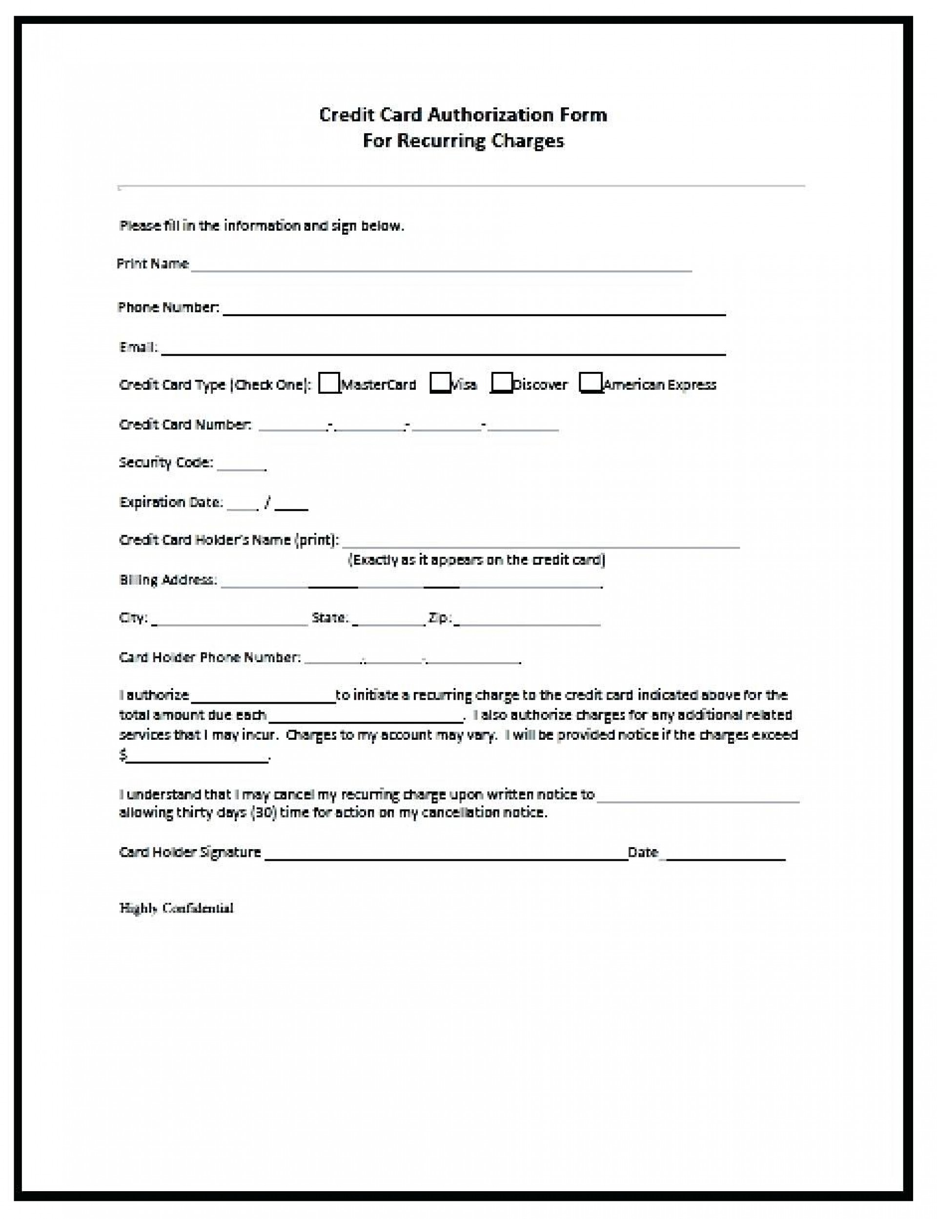 001 Remarkable Credit Card Usage Request Form Template High Def 1920