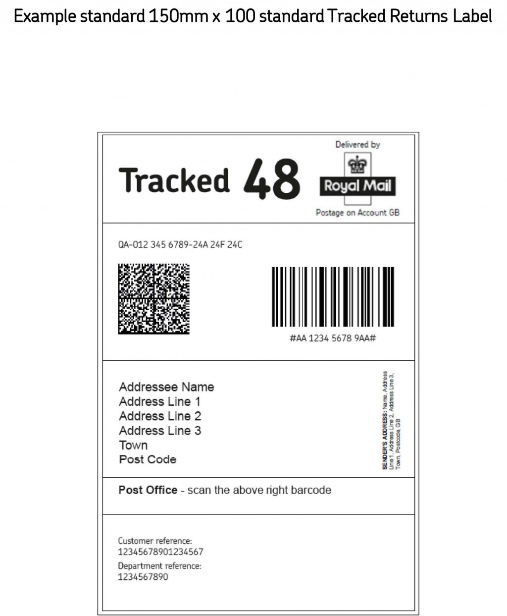 001 Remarkable Free Shipping Label Template Highest Quality  Templates Usp Avery WordLarge