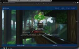 001 Remarkable Minecraft Website Template Html Free Download Sample