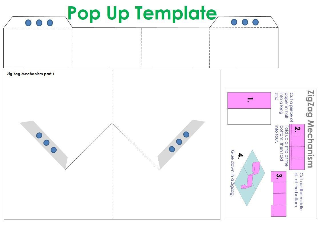 001 Remarkable Pop Up Book Template Picture  Diy Birthday After Effect Free DownloadFull