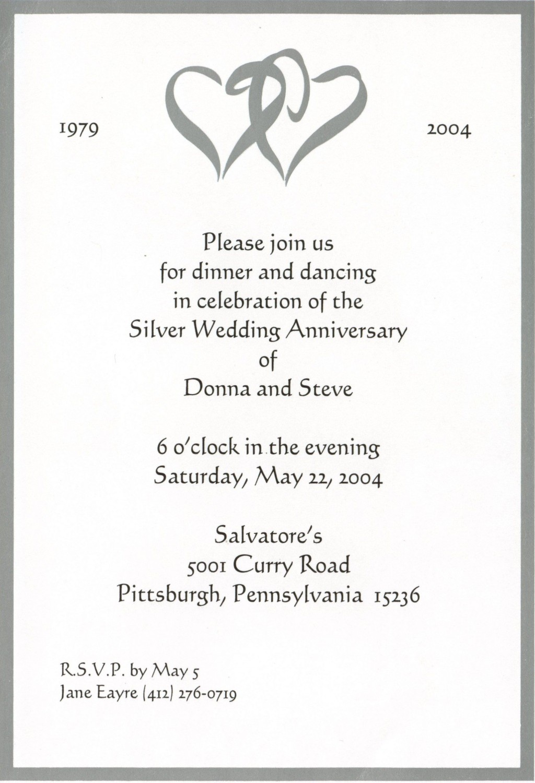 001 Sensational 50th Wedding Anniversary Invitation Card Template Idea  Templates SampleLarge