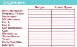 001 Sensational Bi Weekly Budget Template 2 Sample  2020 Biweekly 2019