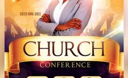 001 Sensational Church Flyer Template Photoshop Free Inspiration  Psd