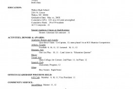 001 Sensational College Admission Resume Template High Def  Microsoft Word Application Download