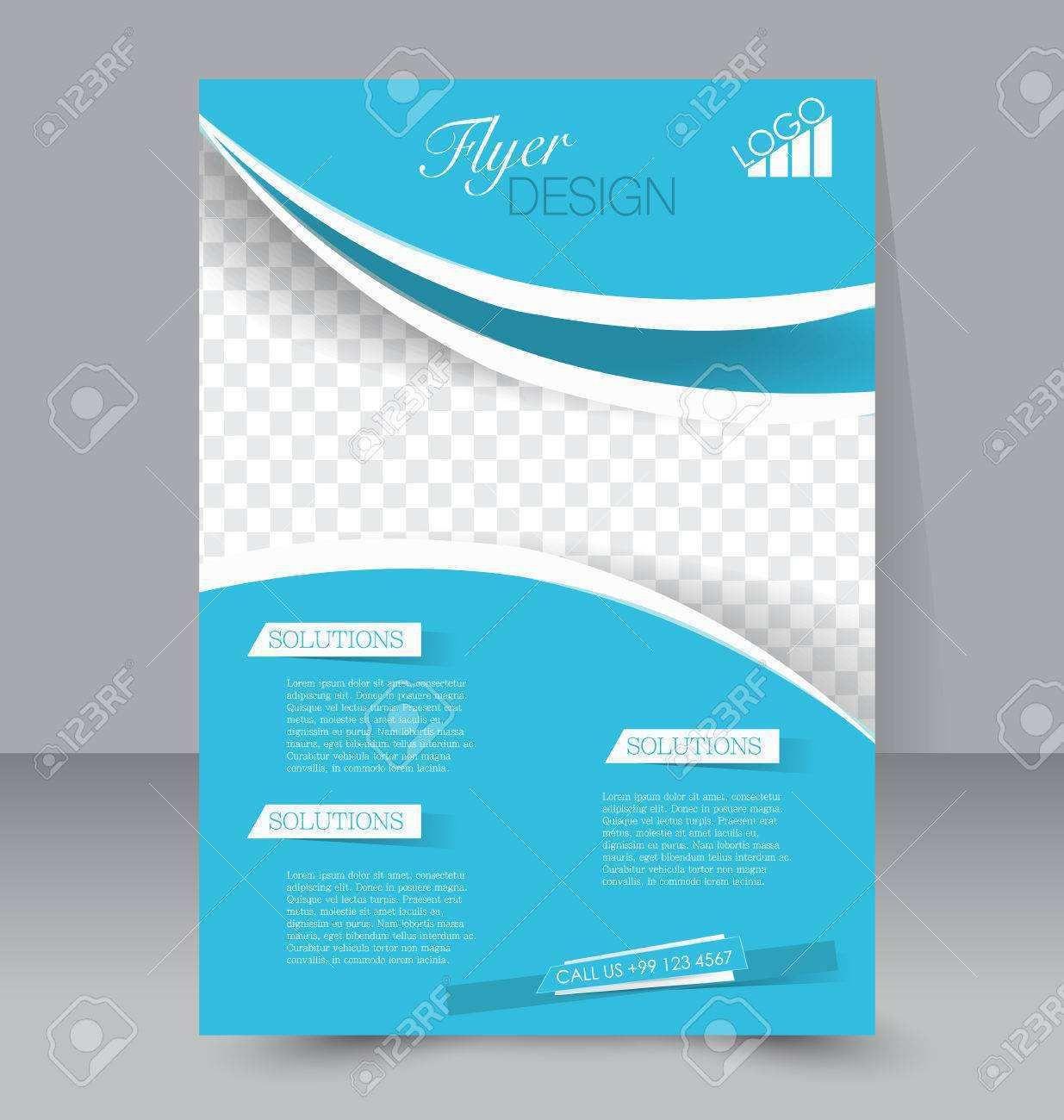 001 Sensational Free Editable Flyer Template High Def  Busines FundraisingFull