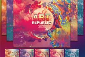 001 Sensational Music Cd Cover Design Template Free Download Inspiration