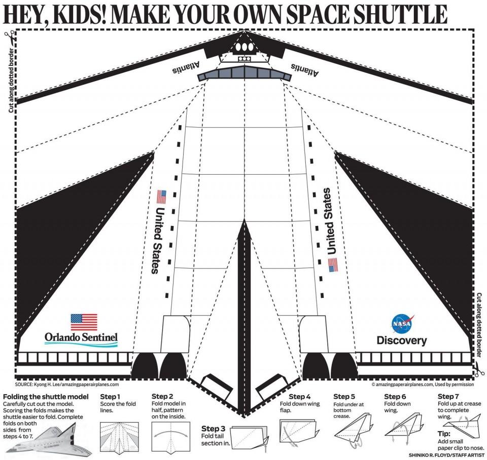 001 Sensational Printable Simple Paper Airplane Instruction Highest Quality  Plane960