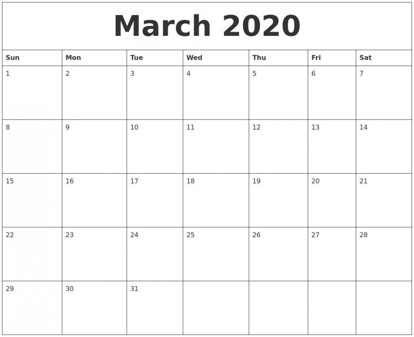 001 Shocking Blank Calendar Template Word High Definition  Microsoft 2019 Bi Monthly1400