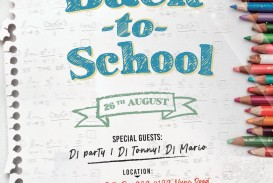 001 Shocking Free Back To School Flyer Template Word Photo