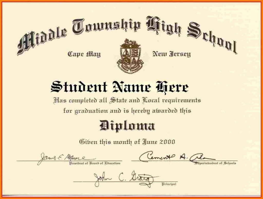 001 Shocking Free Diploma Template Download Highest Clarity  Word Certificate High School AppreciationLarge