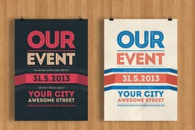001 Shocking Free Event Flyer Template Photo  Printable Church Planning