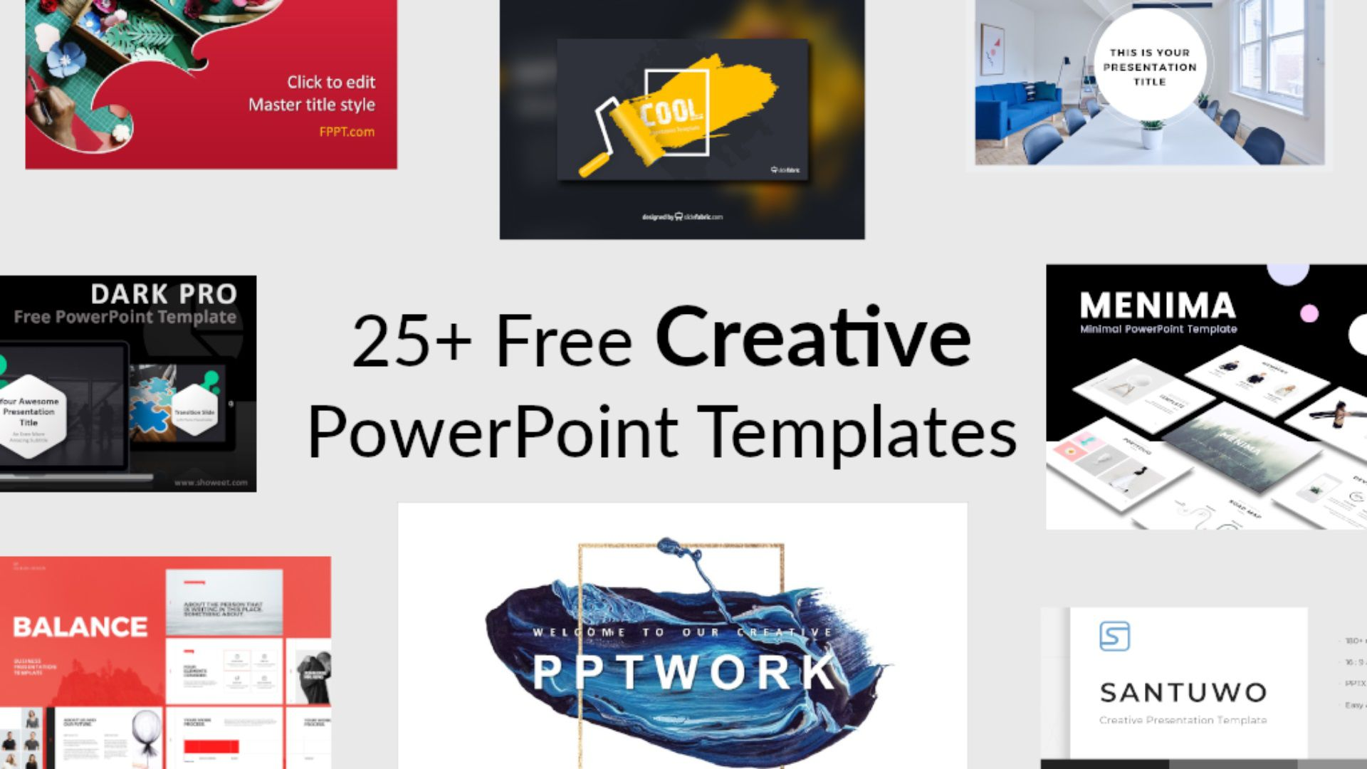 001 Shocking Free Powerpoint Presentation Template Design  Templates 22 Slide For The Perfect Busines Strategy Download EngineeringFull