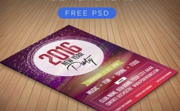 001 Shocking Free Psd Party Flyer Template Download Highest Clarity  - Neon Glow Rave