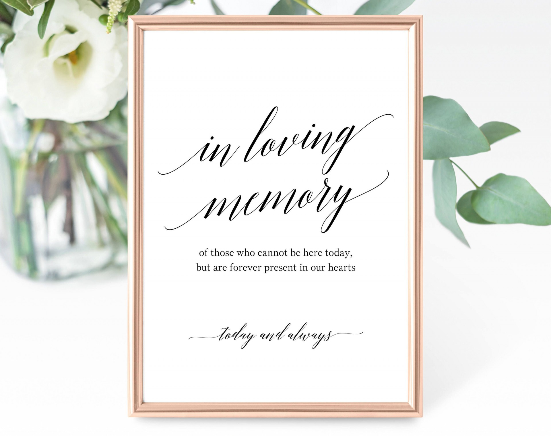 001 Shocking In Loving Memory Template Inspiration  Templates Word1920