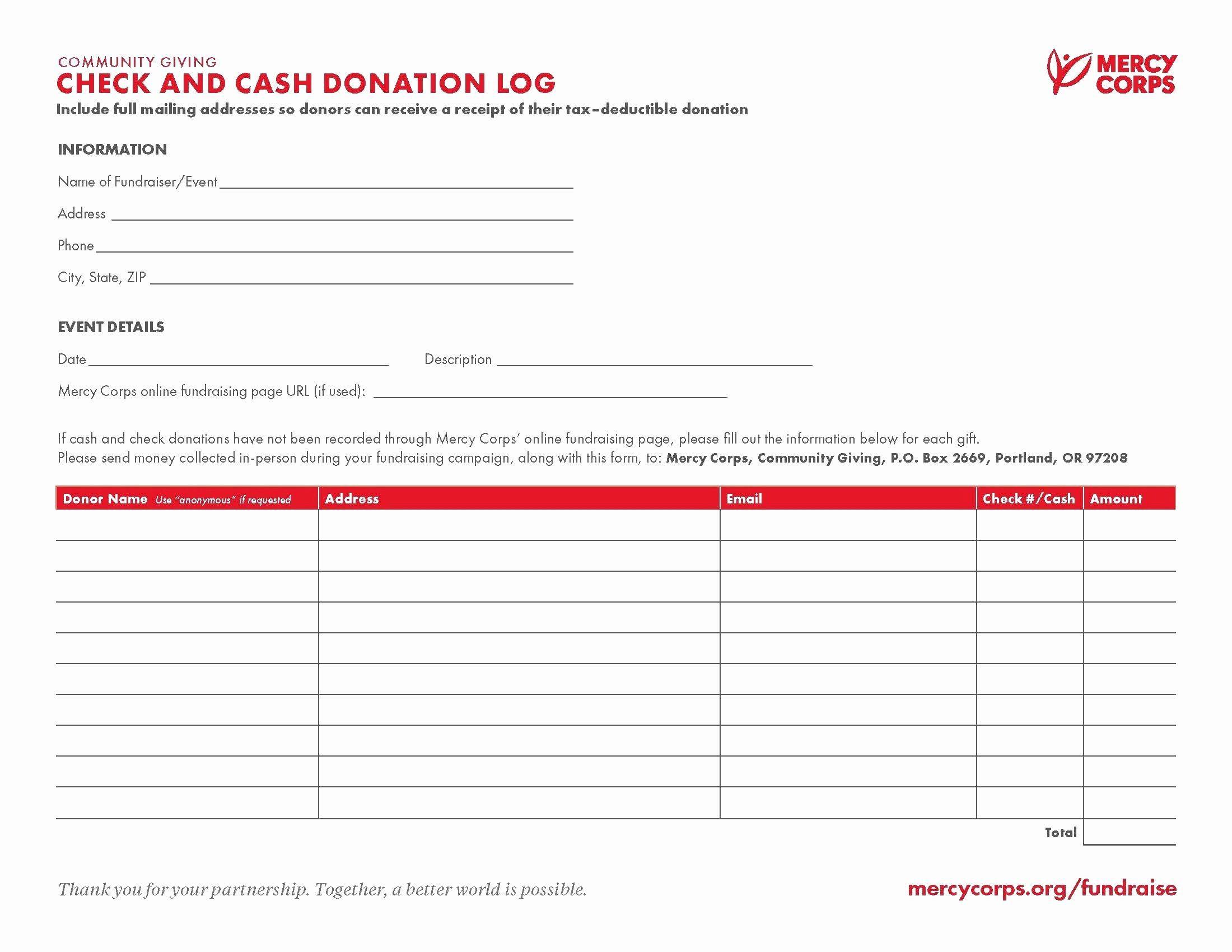 001 Shocking Tax Deductible Donation Receipt Template Australia Design Full