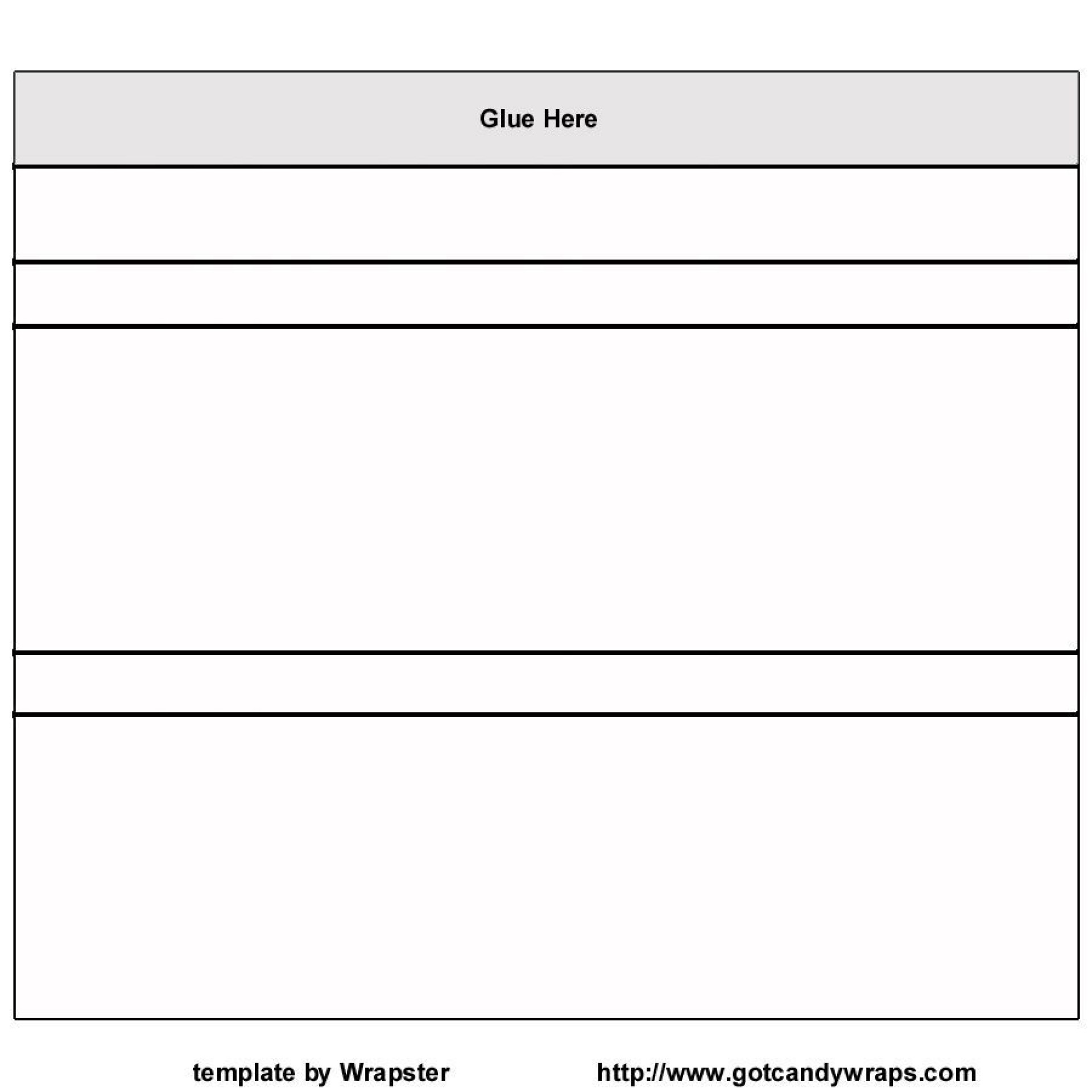 001 Simple Candy Bar Wrapper Template For Word Free Concept  Printable Microsoft1920