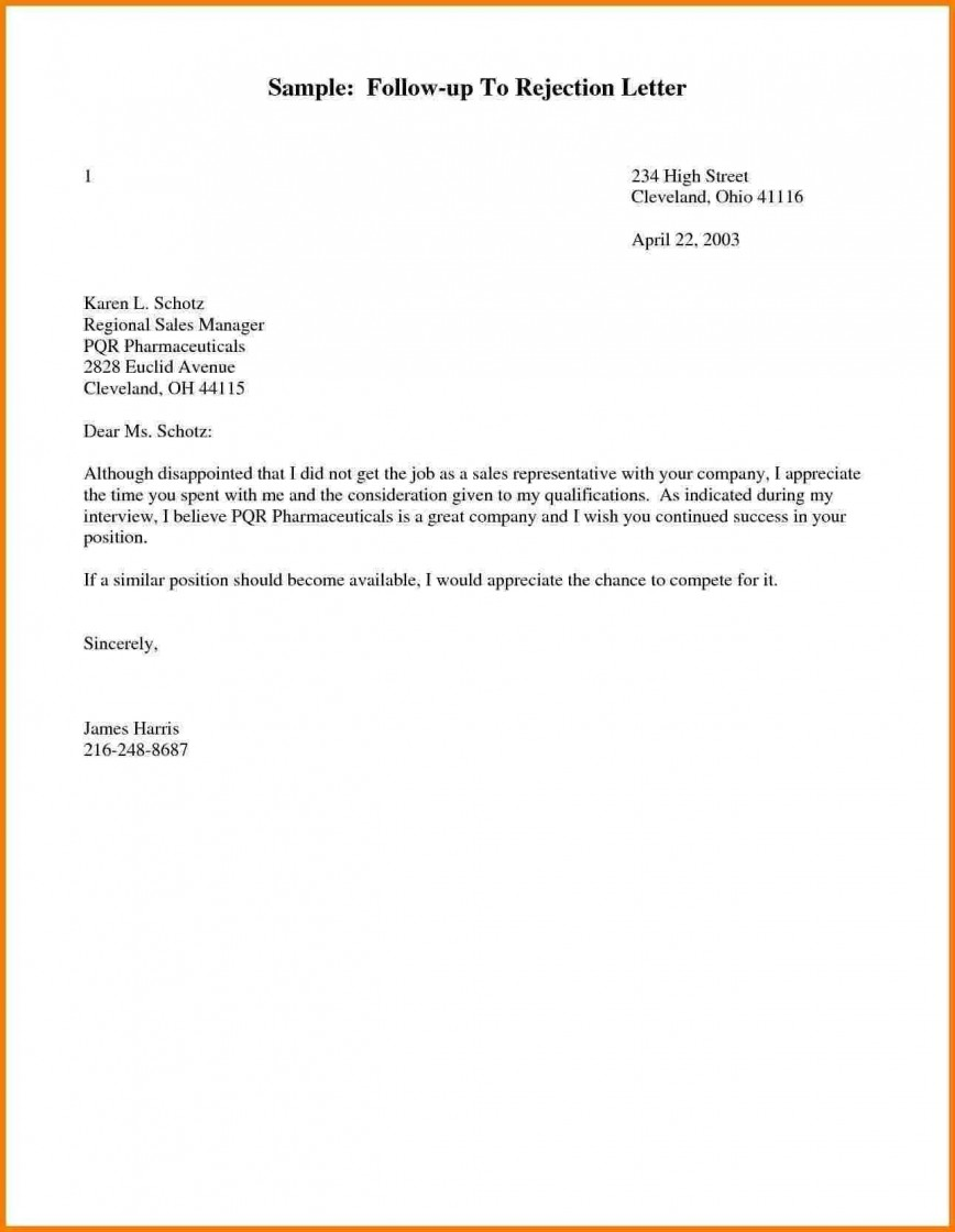 001 Simple Follow Up Email Letter For Job Application High Definition  Template After Example