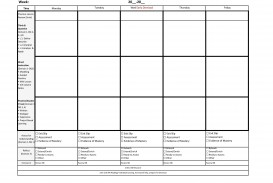 001 Simple Kindergarten Lesson Plan Template With Common Core Standard Design  Sample Using