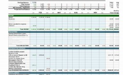 001 Simple Personal Expense Tracker Template Excel Idea  Finance Spreadsheet