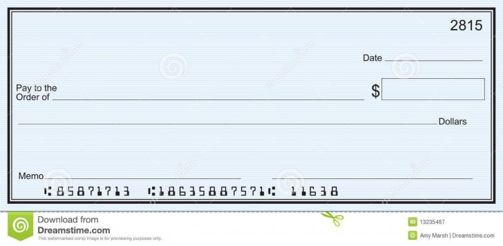 001 Simple Quickbook Check Template Word Picture 728