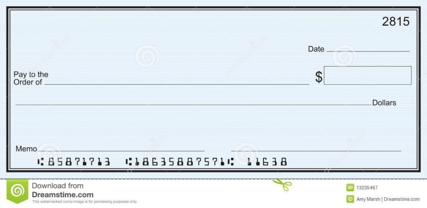 001 Simple Quickbook Check Template Word Picture 868