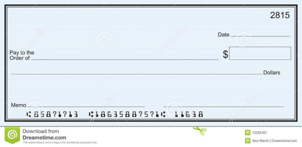 001 Simple Quickbook Check Template Word Picture 960