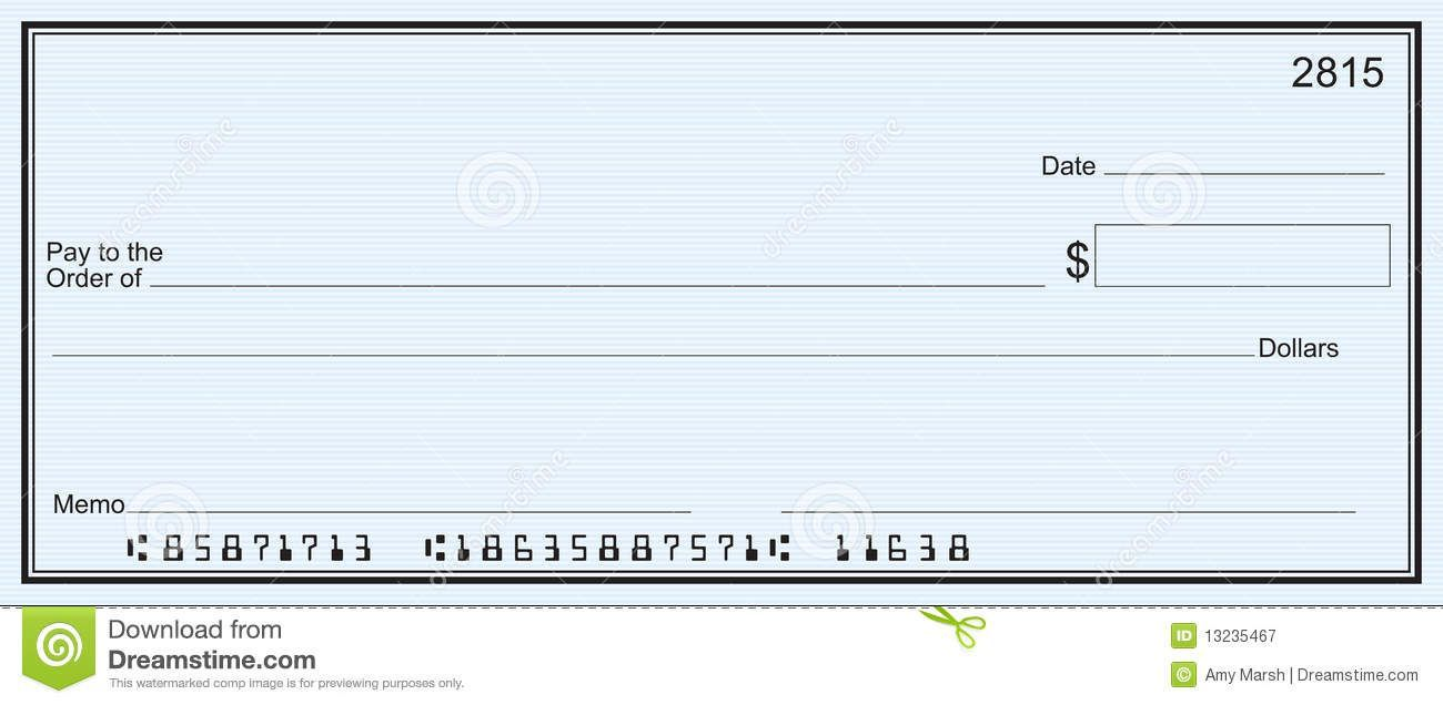 001 Simple Quickbook Check Template Word Picture Full