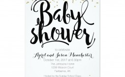 001 Singular Baby Shower Card Printable Black And White High Def
