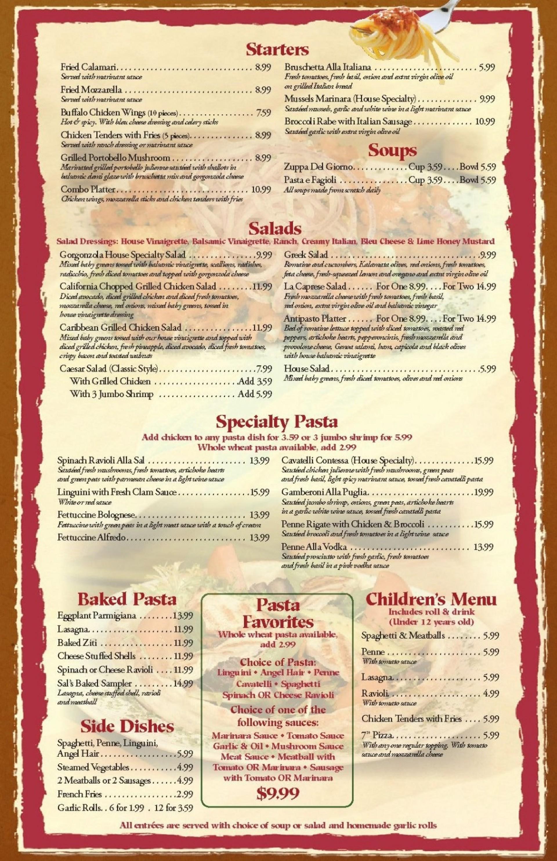 001 Singular Blank Restaurant Menu Template High Resolution  Free Printable Downloadable1920