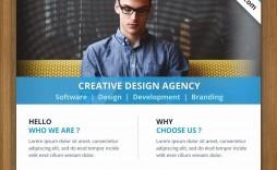 001 Singular Busines Flyer Template Free Download Concept  Psd Design