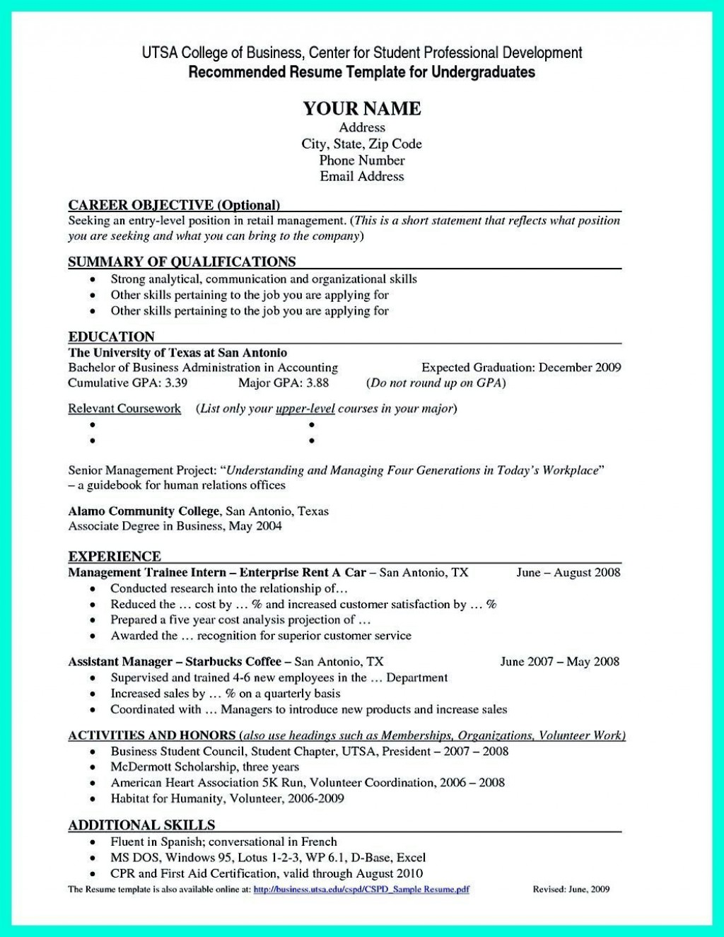 001 Singular Current College Student Resume Template High Resolution Large