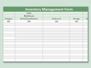 001 Singular Free Excel Stock Inventory Template Idea  Simple320
