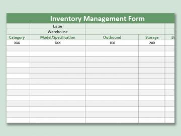 001 Singular Free Excel Stock Inventory Template Idea  Simple360