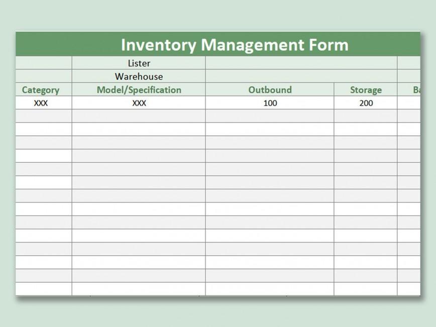 001 Singular Free Excel Stock Inventory Template Idea  Simple868