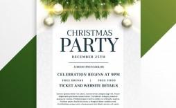 001 Singular Free Holiday Flyer Template Design  Printable Christma Word Sale Party