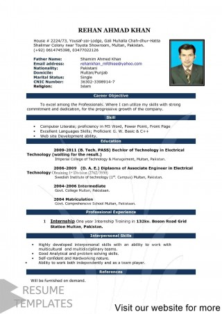 001 Singular How To Create A Resume Template In Word 2007 Concept  Make320