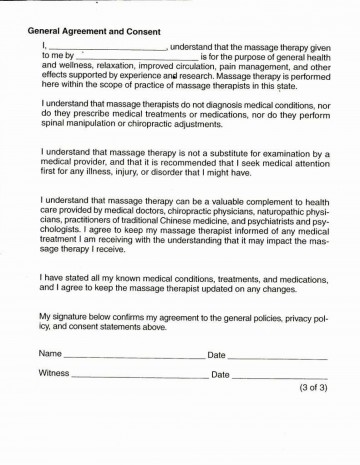 001 Singular Medical Treatment Authorization And Consent Form Template Design 360