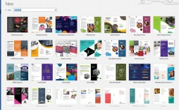 001 Singular M Word 2007 Brochure Template Example  Templates Microsoft Office Download For Free
