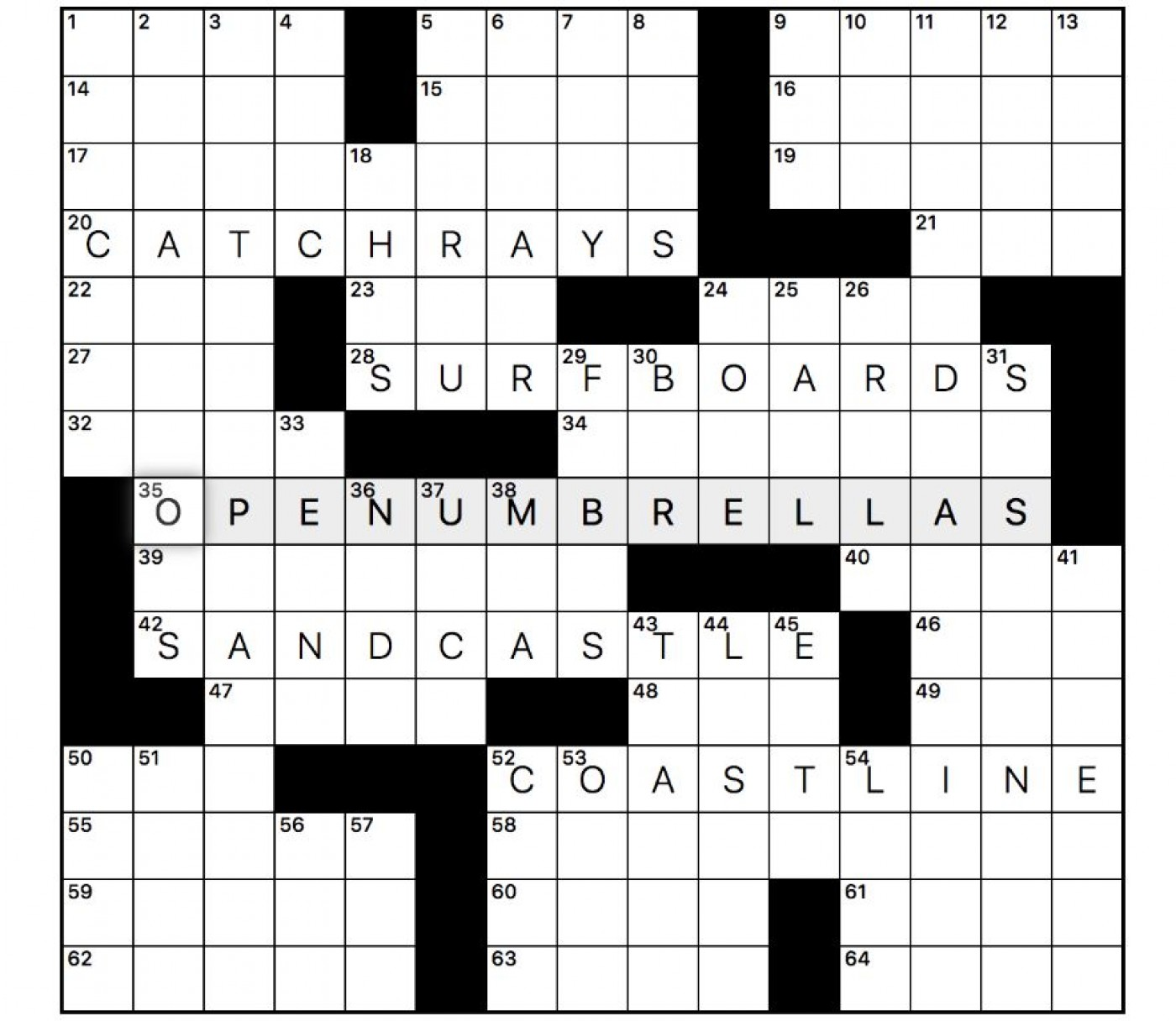 001 Singular Robust Crossword Clue Idea  Strong Effect 6 Letter Very Dan Word1400