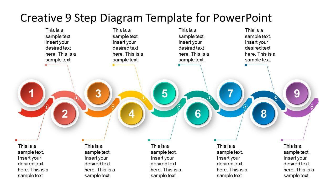 001 Singular Timeline Template Presentationgo Concept