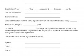 001 Staggering Credit Card Authorization Template Example  Form For Travel Agency Free Download Google Doc