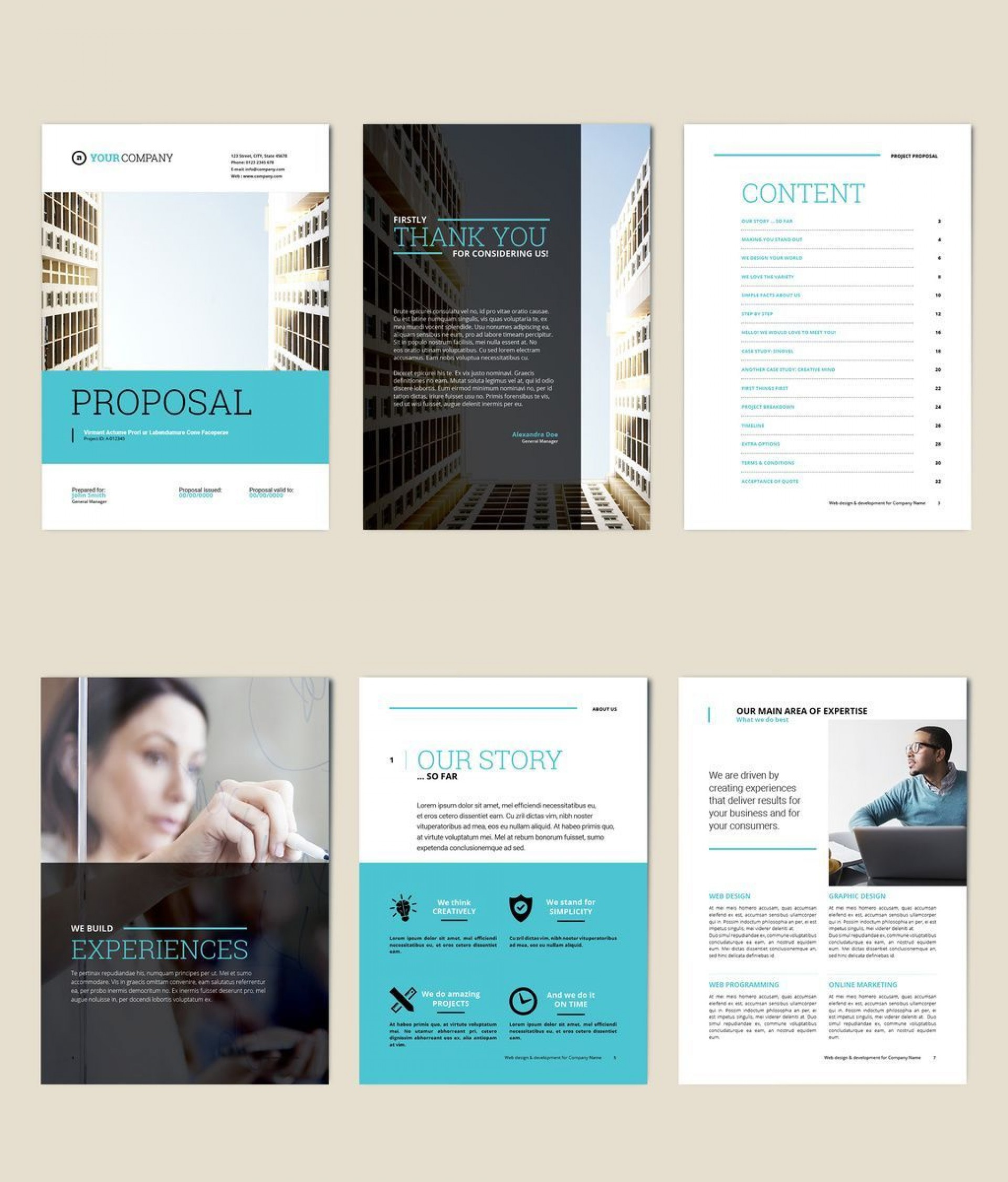 001 Staggering Free Adobe Indesign Annual Report Template Highest Quality 1920