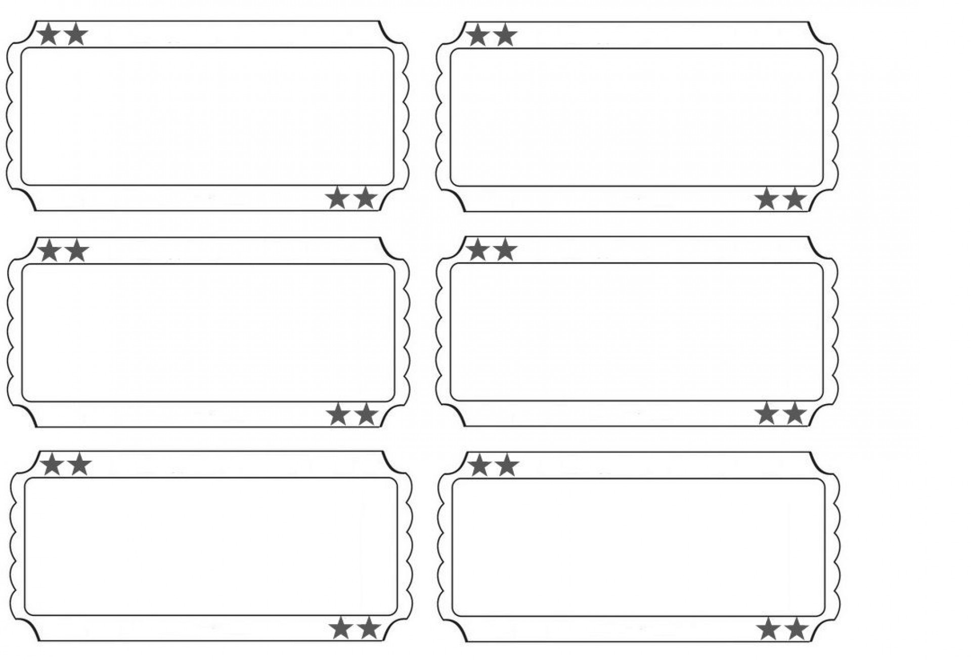 001 Staggering Free Printable Ticket Template Sample  Editable Airline Christma For Gift1920