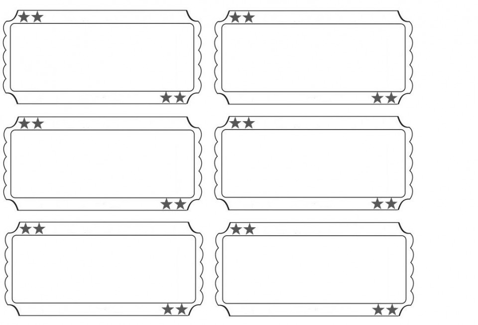 001 Staggering Free Printable Ticket Template Sample  Editable Airline Christma For Gift960
