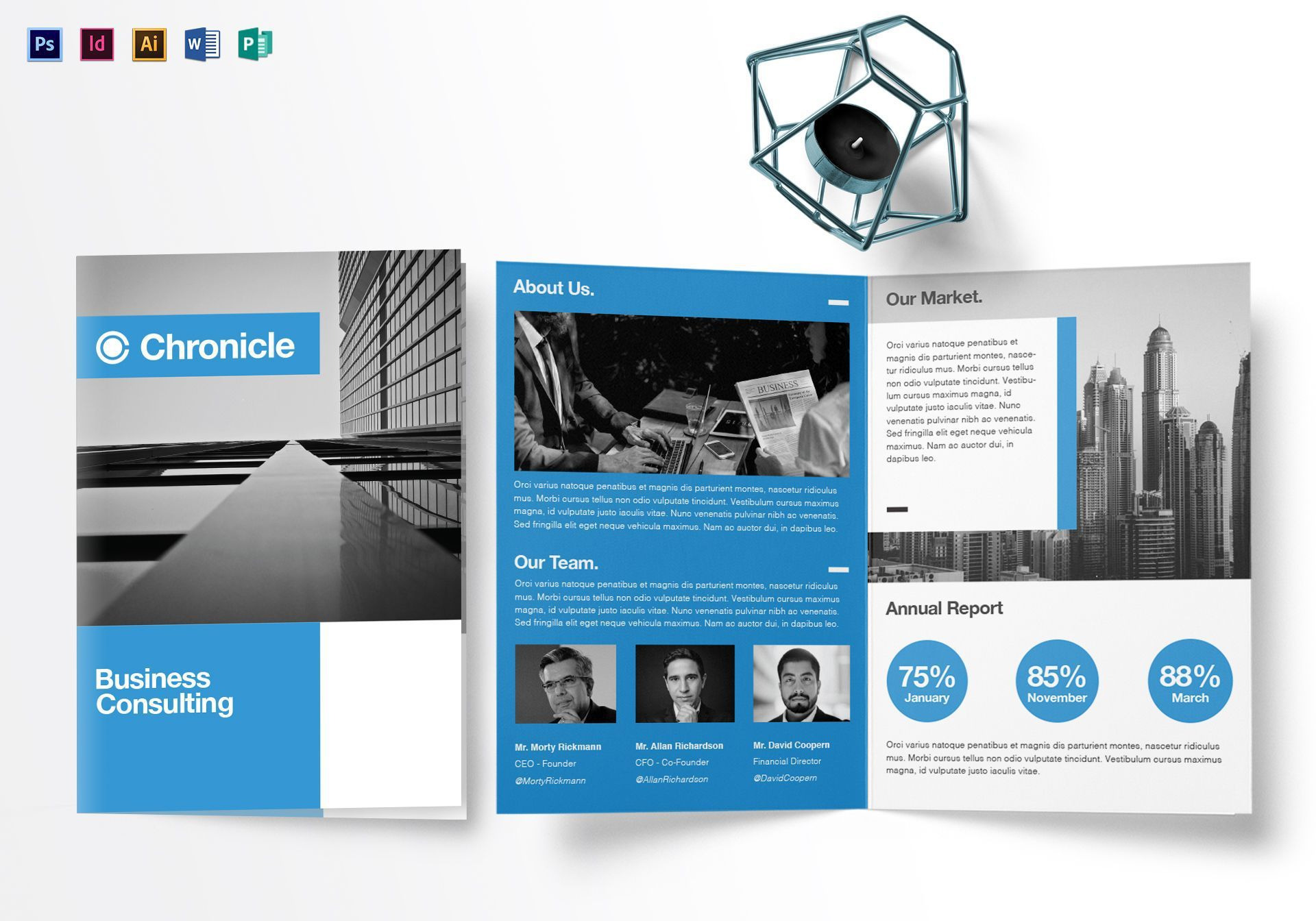 001 Staggering Half Fold Brochure Template Free High Resolution  Blank Microsoft WordFull