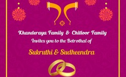 001 Staggering Indian Wedding Invitation Template Photo  Templates Online Editor Free After Effect Download For Word India
