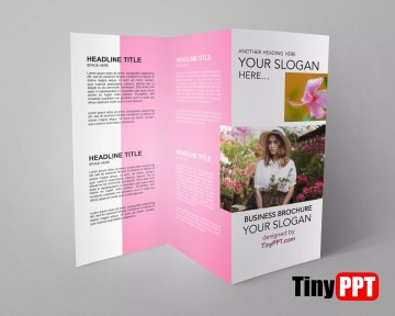 001 Stirring 3 Fold Brochure Template Doc High Definition  Google360