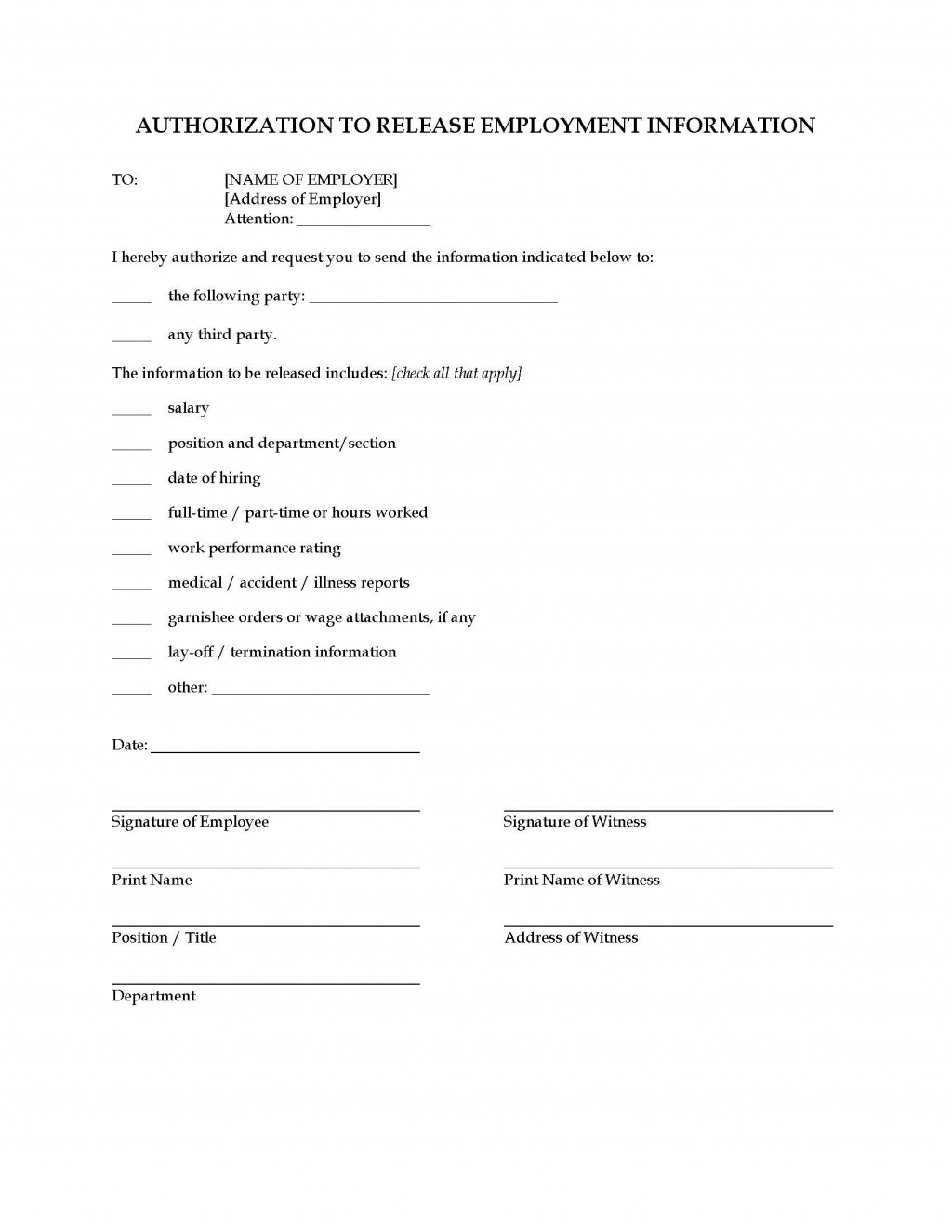 001 Stirring Employment Information Form Template Design  Employee Registration Free Download Application Malaysia WordLarge